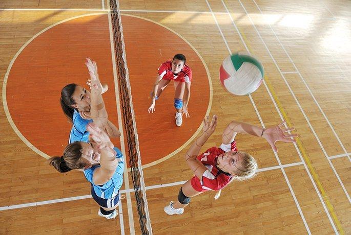 SPOONY GLOSS<sup>®</sup> est un allié précieux dans toutes les disciplines sportives
